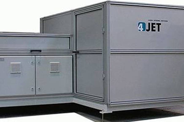 4JET introduces Inline system for the thinfilm PV backend