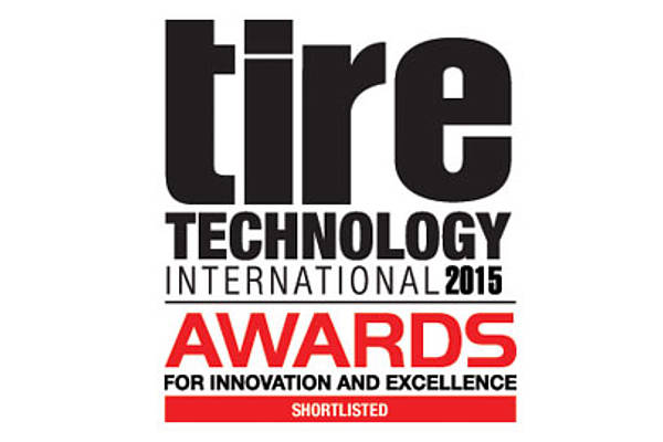 4JET SCANNECT nominated for Tire Technology Award 2015
